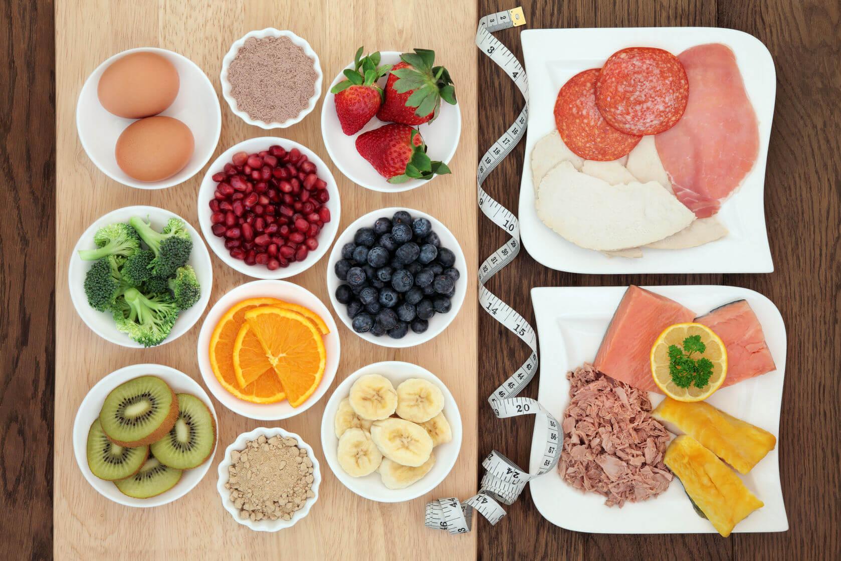 Ernährungsplan Fitlife Heilbronn