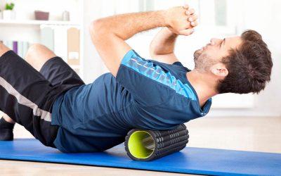 Die Faszienrolle – Übungen und Faszientraining